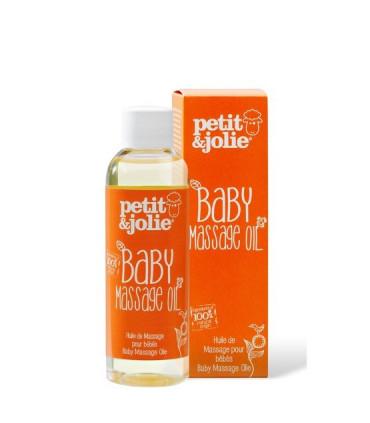 Aceite de masaje bebé