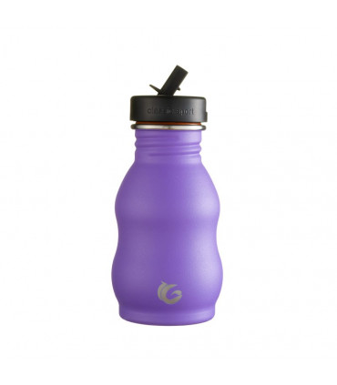Unicorn Purple curvy 350ml