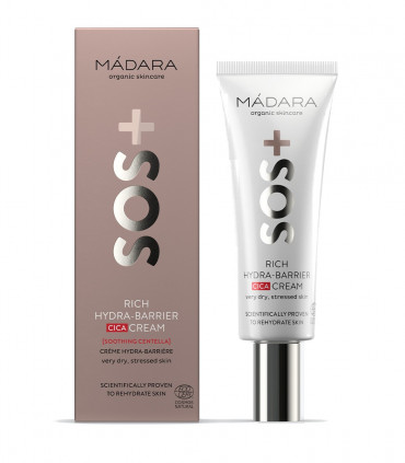Crema ultrahidratante SOS Hydra CICA Cream