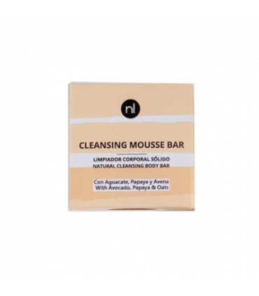 Cleansing Mousse Bar